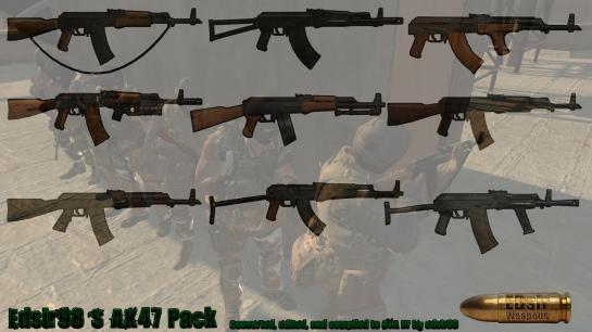 Скачать Оружие для ГТА 4